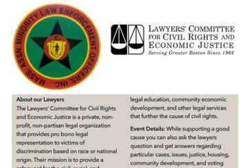 MAMLEO Fundraiser for Lawyers Committee for Civil Rights Feb. 16
