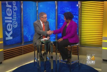 NAACP Boston Chapter President Tanisha Sullivan on Keller @ Large WBZ Ch. 4