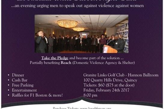 Love Life Now Foundation, Inc. 6th Annual White Ribbon Gala