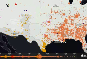 Map Shows Over a Century of Documented Lynchings in the United States