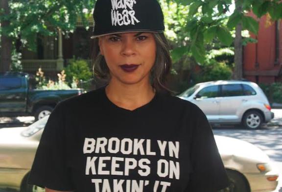 April Walker @Laced Boston June 3rd 12-2pm
