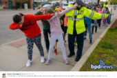 BPD Does the 'Dap' – #CommunityDisconnect at its Finest