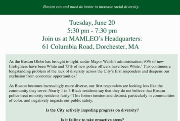 Community Forum On  Police & Fire Diversity