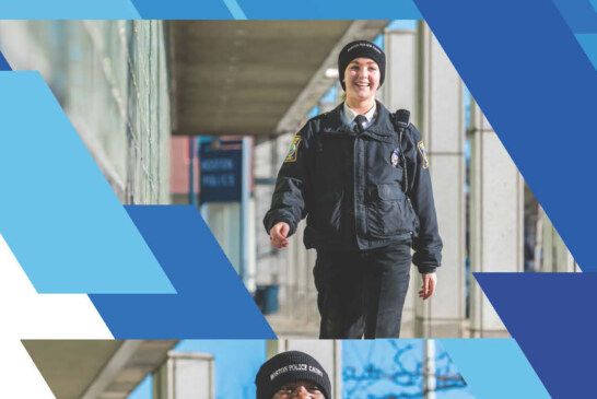 BOSTON POLICE CADET PROGRAM