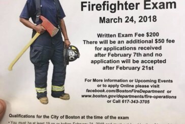 2018 FIREFIGHTERS EXAM