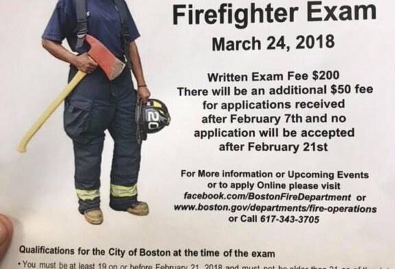 2018 FIREFIGHTERS EXAM