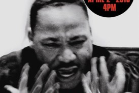 Martin Luther King jr. – To The Mountain Top – Public Reading April 2