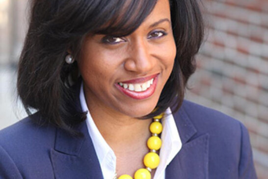 Blackstonian Endorsement: Ayanna Pressley for Congress