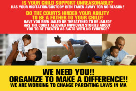 Father's Day Press Conference & Protest Tue. June 19