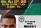 Malcolm X Day RBG Flag Raising Mon. May 20th