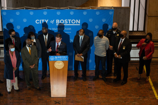 Boston Police Reform Task Force Final Report