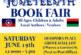 JUNETEENTH BOOK FAIR – June 19 NOON – 5PM